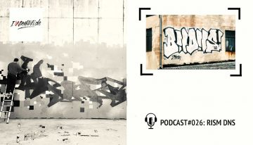 I Love Graffiti Podcast #26: RISM DNS