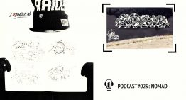 I Love Graffiti Podcast #29: N.O.MADSKI