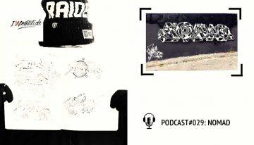 I Love Graffiti Podcast #29: N.O.MADSKI