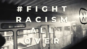 Tothrowup: #FIGHTRACISMALLOVER