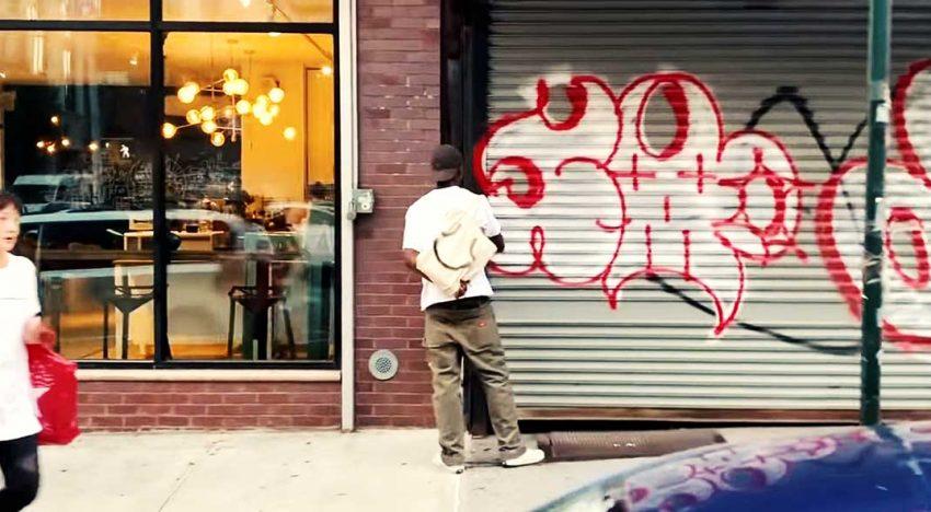 Leaving Names Everywhere Vol. 1 – New York City