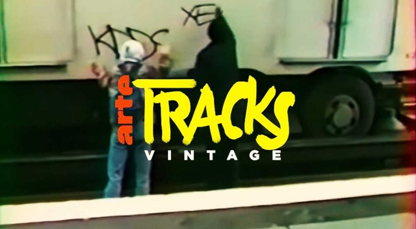 Arte Tracks: Graffiti Crews in Frankreich 2001