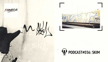 I Love Graffiti Podcast #36: SKIM