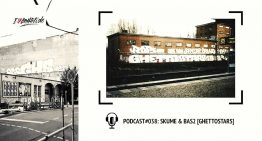 I Love Graffiti Podcast #38: SKUME & BAS2