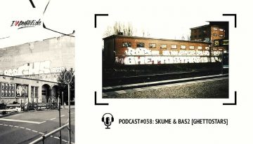 I Love Graffiti Podcast #38: SKUME & BAS2
