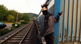 Train Surfing Journey Across Europe