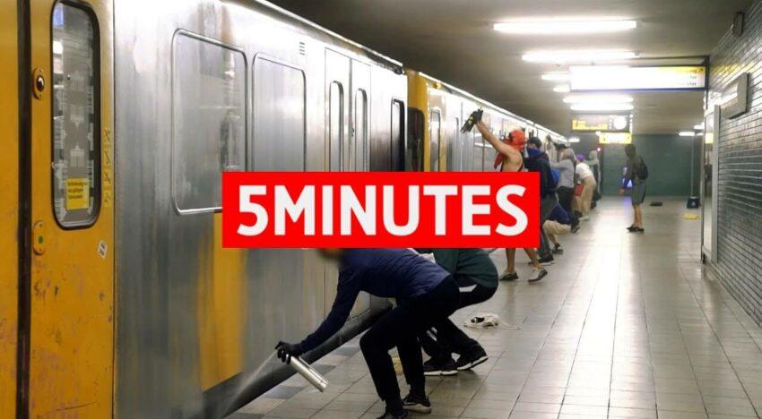 5 Minutes – 1UP Crew