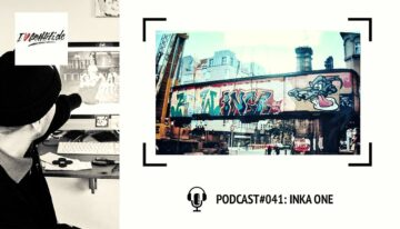 I Love Graffiti Podcast #41: INKA