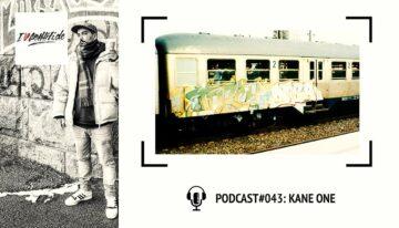 I Love Graffiti Podcast #43: KANE TPM