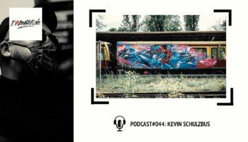 I Love Graffiti Podcast #44: Kevin Schulzbus