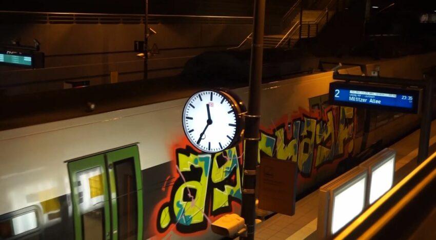 Next Stop: S-Bahn Graffiti Series #2 – Leipzig
