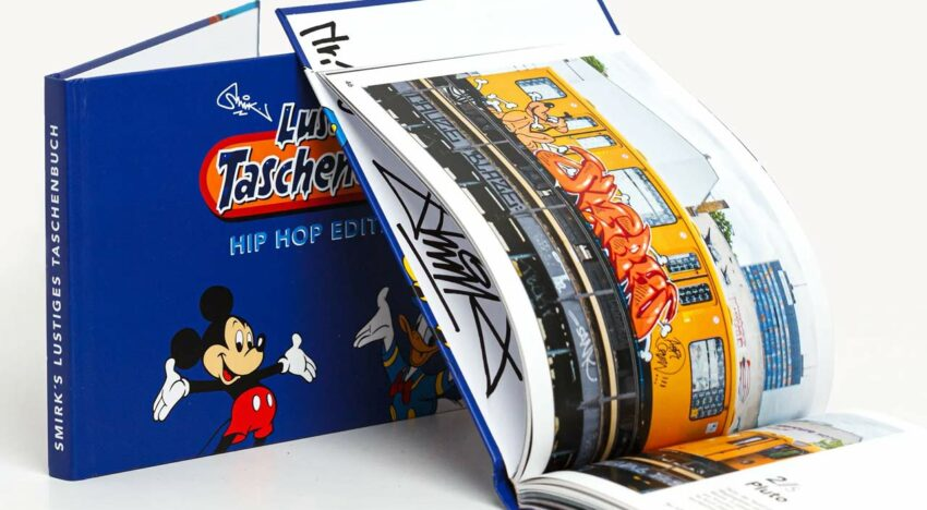 Review: Lustiges Taschenbuch – Hip Hop Edition