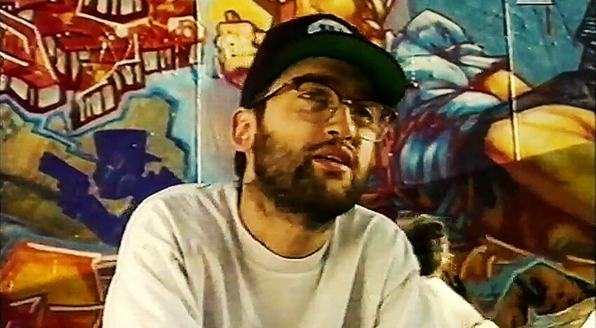 taff: Graffiti in Berlin – 90er