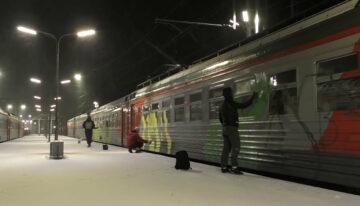 Russland: No Comments – Frozen Fingers