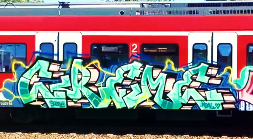 Produkcija Elektro Vepar: Stuttgart Graffiti Rock