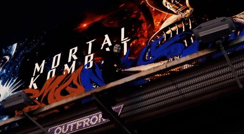 Mortal Kombat Graffiti #1 – MONEY in L.A.