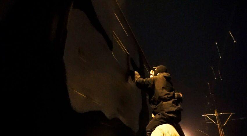 Polen: Train In Paint Round 3