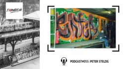 I Love Graffiti Podcast #55: Peter Stelzig