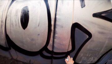 Russland: Graffiti Bike Bombing with PASHOK 1-3