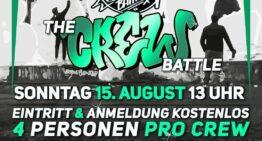 Mellowpark: Berlin Spray Battle – Crew Battle