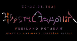 Potsdam: Hypergraphia Festival 2021