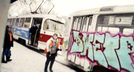 Russland: Trams in Samara
