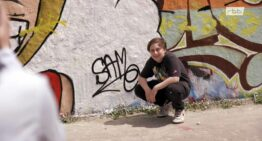 Samuel – Graffiti-Sprayer aus Berlin